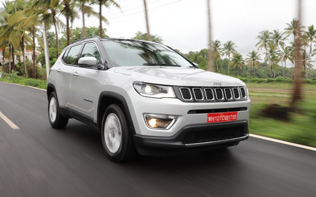 jeep compass receives five star safety rating from euro latest news. Black Bedroom Furniture Sets. Home Design Ideas